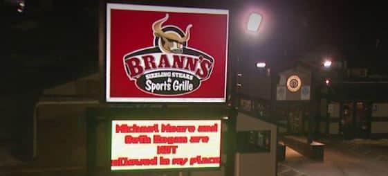 Brann's Sizzling Steaks & Sports Grille