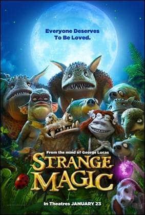 Creatures & Cast featurette  STRANGE MAGIC