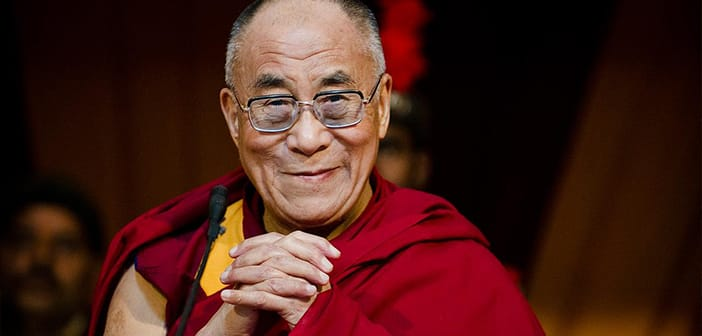 2015 Glastonbury Festival to receive special visit from the Dalai Lama 1