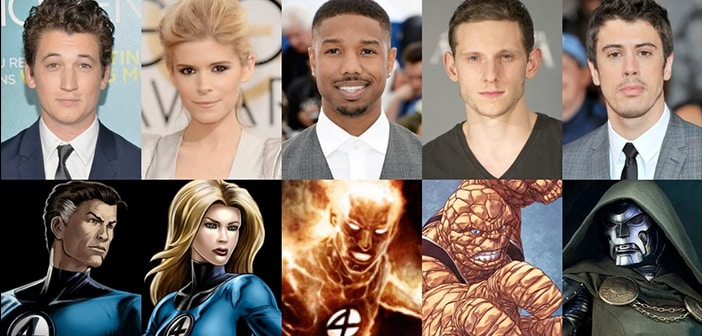 2015 Gets Reboot for Fantastic Four: See the Official Teaser Trailer