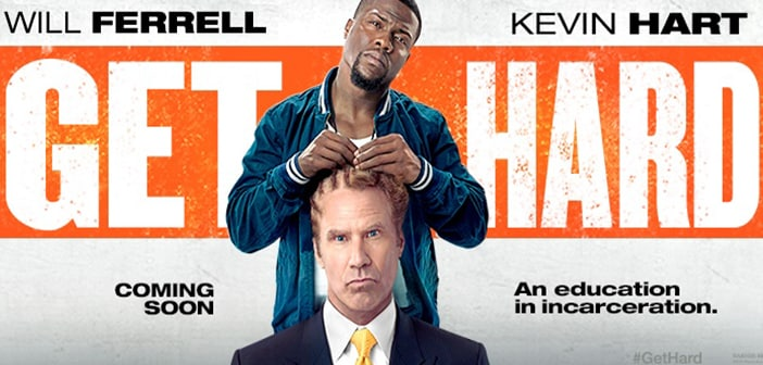 New Trailer for Kevin Hart and Will Ferrel's GET HARD! 5