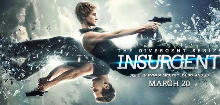 THE DIVERGENT SERIES: INSURGENT - SuperBowl Trailer & Advance Tickets News 1