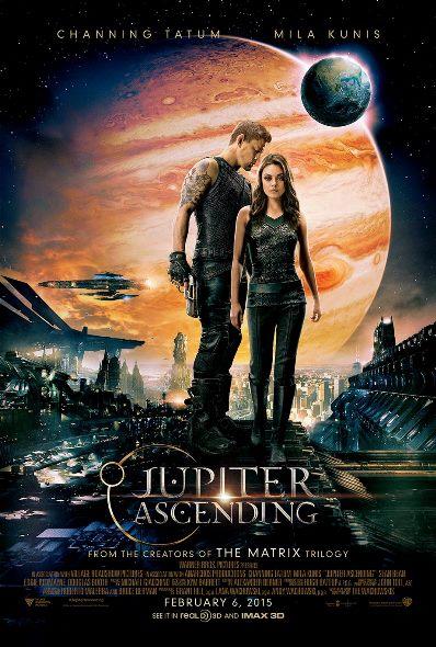 Jupiter Ascending posters images (1)