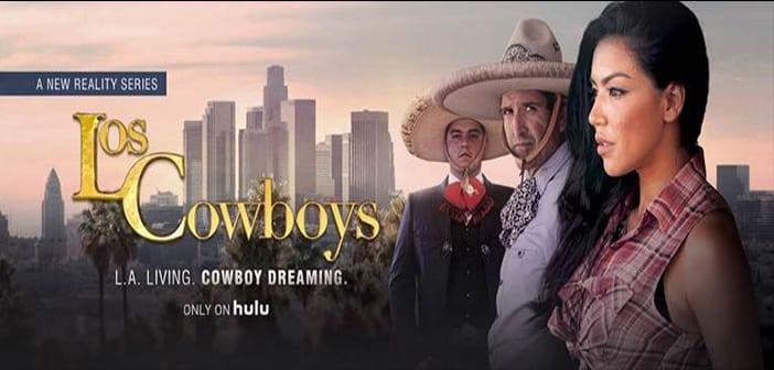 LOS COWBOYS - Streaming NOW on Hulu! 1