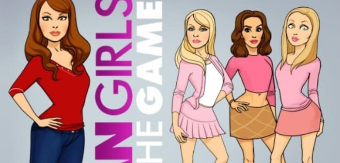 iOS To Receive 'Mean Girls' The Mobile Game 4