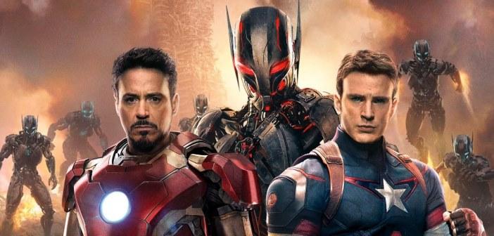 New Avengers Trailer - Marvel's Avengers: Age of Ultron Trailer 2