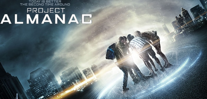 "Project Almanac Trailer - ""If You Could Go Back in Time, What Would you Redo?"" 2"