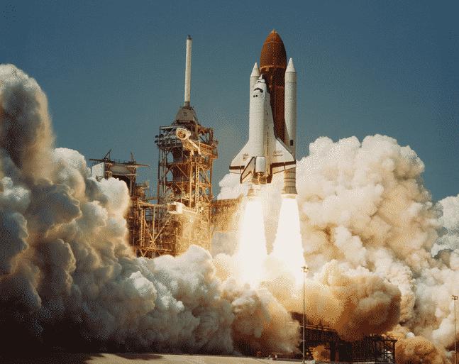 Spaceshuttle Challenger