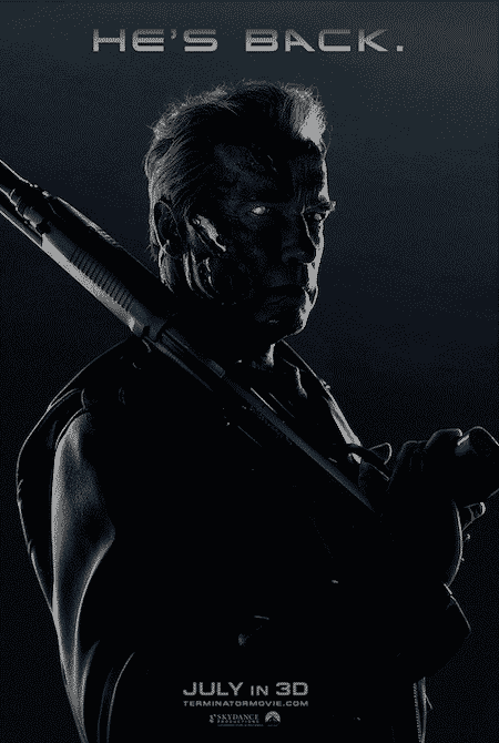 TERMINATOR GENISYS BIG GAME TV SPOT NOW AVAILABLE