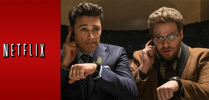 Netflix To Begin Streaming 'The Interview' This Saturday