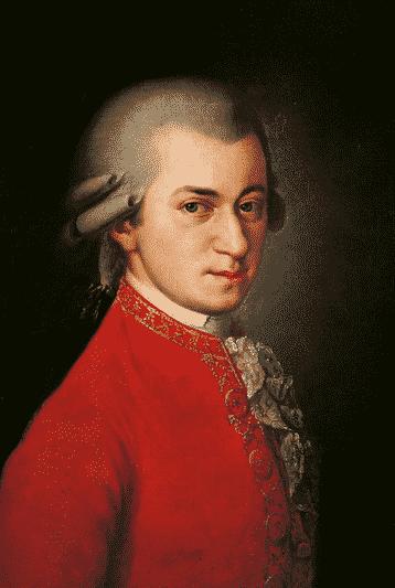 Wolfgana Amadeus Mozart