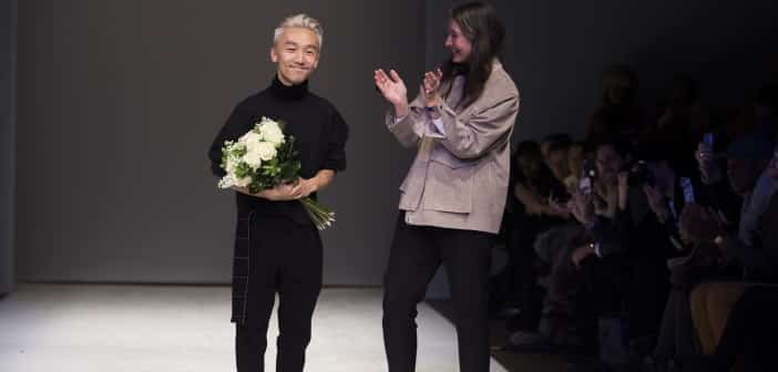 Ximon Lee - U.S. and First Menswear Designer To Win The H&M Design Award 1