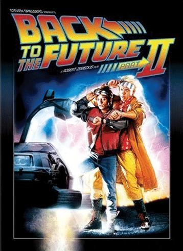back ot the future 2