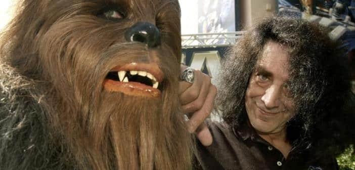 Star Wars Alum Peter Mayhew, Who Plays Chewbacca, Hit with Pneumonia