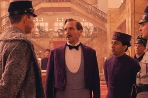 """THE GRAND BUDAPEST HOTEL"" Getting Special Cinema Re-Release 2"