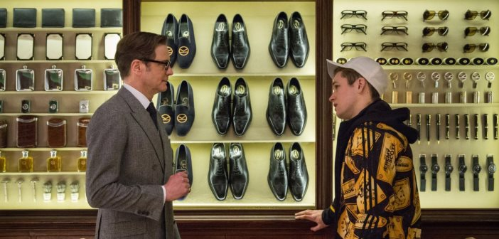 NY POSTPONED One DAY--KINGSMAN: THE SERCRET SERVICE - VIP Screening Giveaway 1