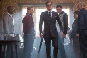 Kingsman: The Secret Service - Official Trailer