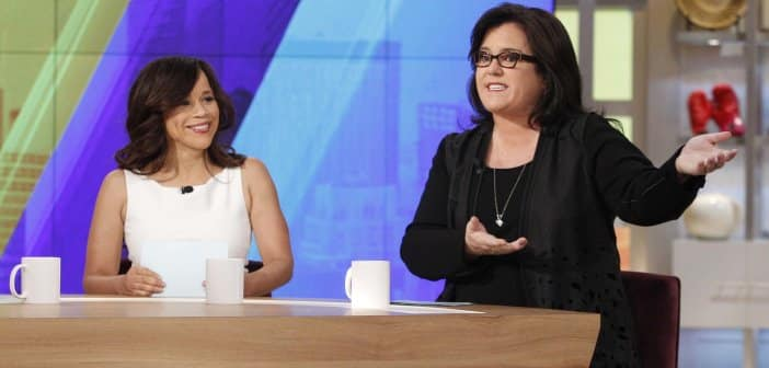 Reports Claim Rosie Perez To Be Leaving The View