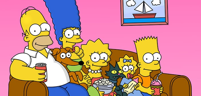 Old Simpsons Script That Was 24 Years In the Making This January 2