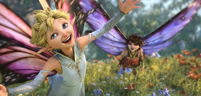 "New ""Creatures & Cast"" featurette for STRANGE MAGIC is now available! 2"