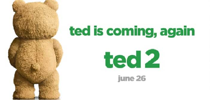 Ted 2: Everyone's Favorite Talking Teddy Bear Is Ready To Be  A Father 2