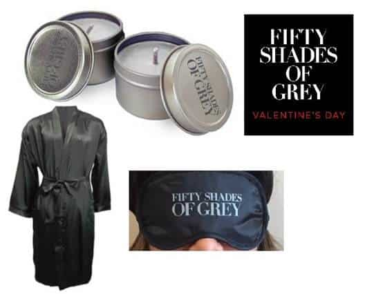 50 Shades Of Grey prizes
