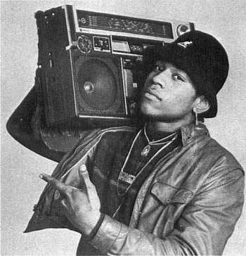 8 CARRYING AROUND A BOOMBOX