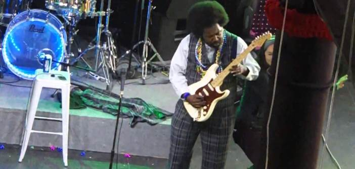 Afroman Under Arrest After Blatantly Punching Woman During Performance