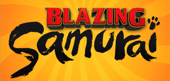 OPEN ROAD FILMS Acquires Animated Family Film BLAZING SAMURAI