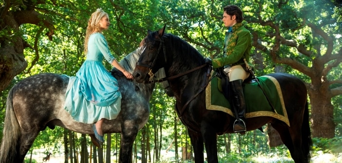 CINDERELLA Gets Her New Name - Cinderella Film Clip