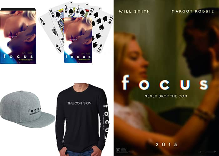 FOCUS_prize pack Poster