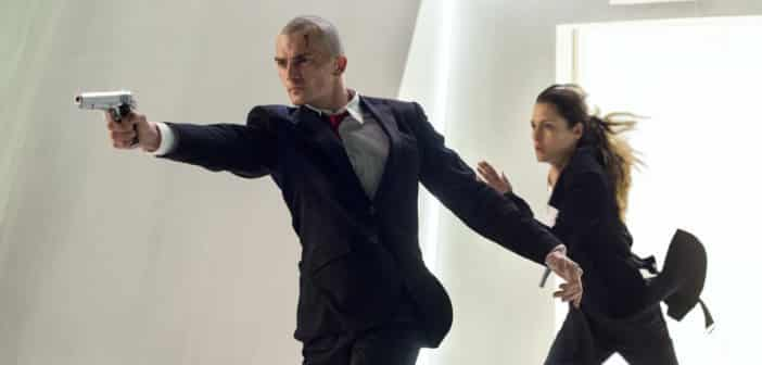"The Hitman Games Series Gets Live Action Movie -""Hitman: Agent 47"" Trailer 2"