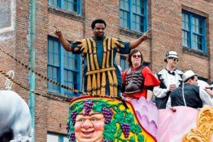 HOT TUB TIME MACHINE 2 - Mardi Gras Coverage!