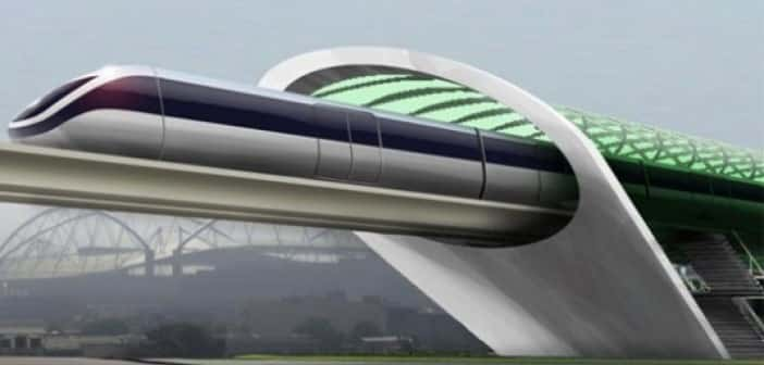 Elon Musk's Begins Work On Proposed Hyperloop Transportation Technologies 2