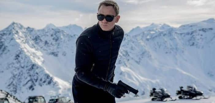 James Bond Spectre - First Look