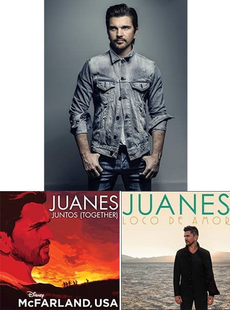 Juanes album and grammy and tour
