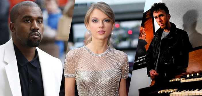 Taylor Swift And Kanye West Set To Help Ariel Rechtshaid With New Recording Of 'Bad Blood'