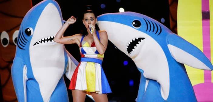 Katy Perry Celebrated Super Bowl XLIX With New Tattoo