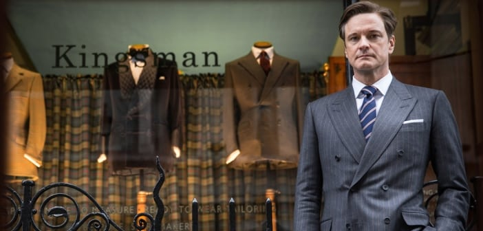 Rules for Being a Kingsman - Spanish Gallery