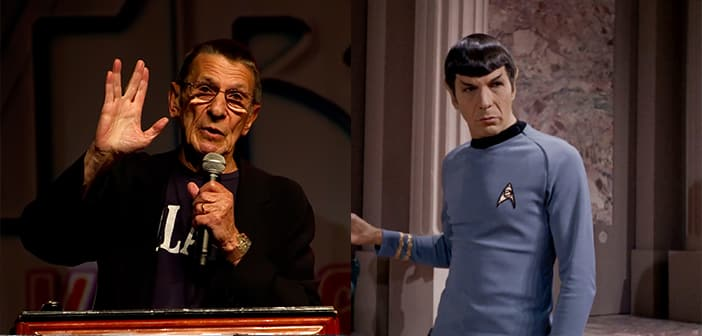 Star Trek's Leonard Nimoy Dead At 83 Years Old