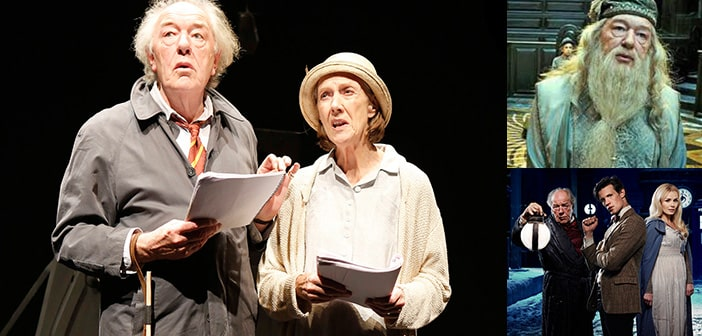 Veteran Actor Michael Gambon Steps Down and Retires From Stage
