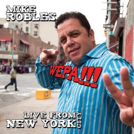 Mike Robles Wepa show