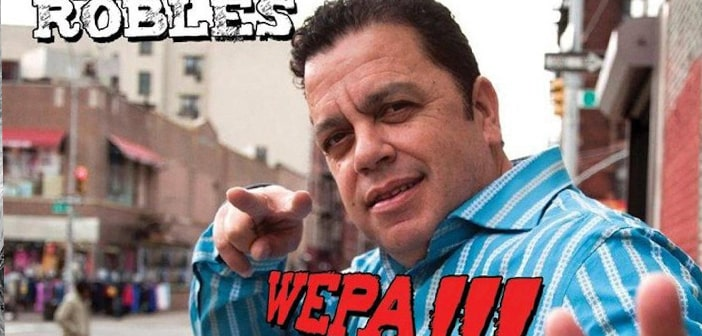 MIKE ROBLES AND FRIENDS COMEDY SHOW....Live from New York City - WEPA!!! Giveaway 4