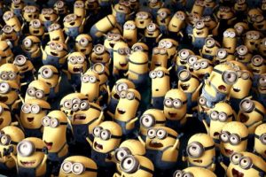 The MINIONS have a New Trailer & Poster 2
