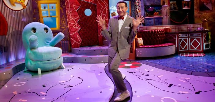 Netflix Brings Exclusive New Feature Film Pee-wee's Big Holiday To Members 1