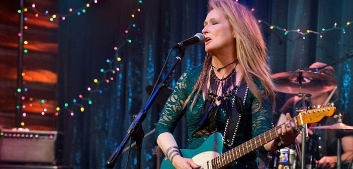 See Meryl Streep Play Guitar in Her New Movie Role in RICKI AND THE FLASH!