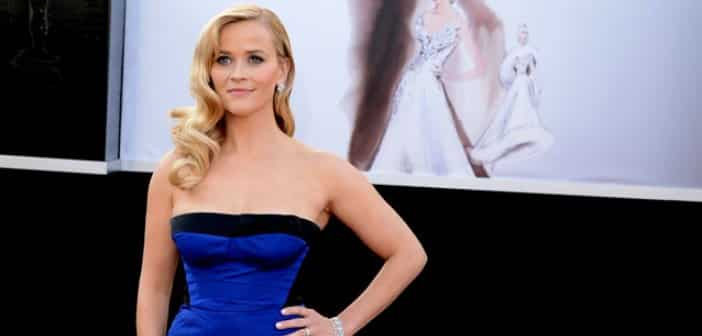 Reese Witherspoon Sent Her#Askhermore Questions Before The Red Carpet