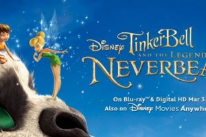 Tinker Bell and Her Fairy Friends Return in a LEGENDARY New Adventure! 2
