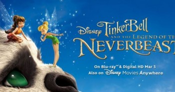 TINKER BELL AND THE LEGENDOF THE NEVERBEAST Wide