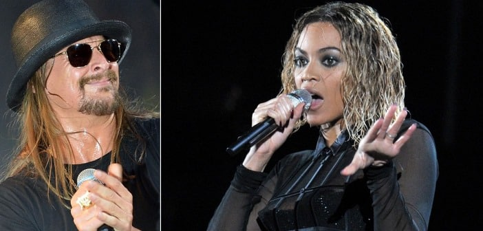 Kid Rock Doesn't Understand The Appeal Behind Beyonce